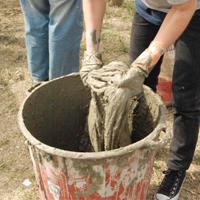 autocostruzione argilla