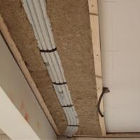 La canapa in edilizia il controsoffitto anti acustico - Controsoffitto portante ...