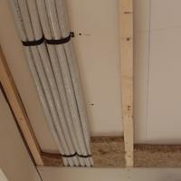 controsoffitto canapa legno