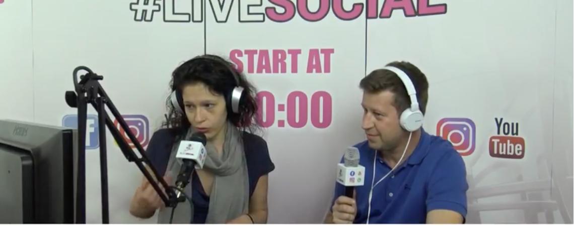 Case in paglia: Daniele Berloffa di Archipaglia si racconta a Live Social di Radio Dolomiti