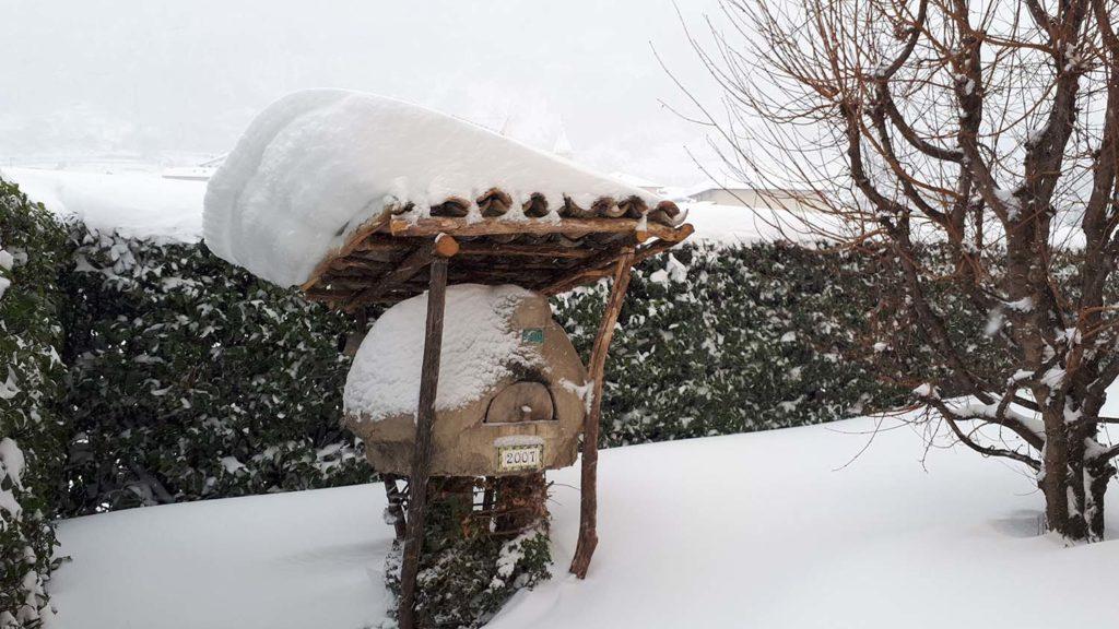 tettoia in legno come realizzarla